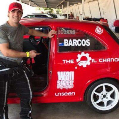 Race car  - The Oil Change Automotive