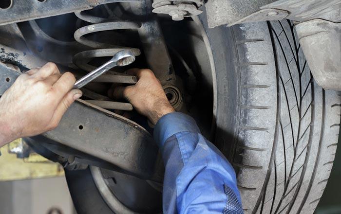 Car Suspension- The Oil Change Automotive
