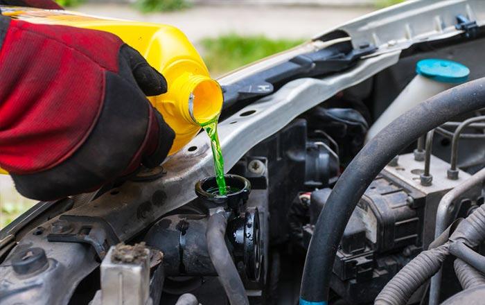 Car Cooling- The Oil Change Automotive