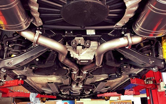 Car Exhaust The Oil Change Automotive