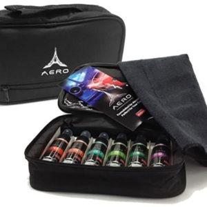 Aero mini car cleaning and detailing kit