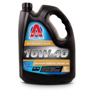Atlantic engine oils 10w-40