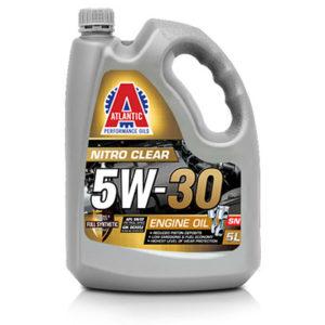 Atlantic engine oils