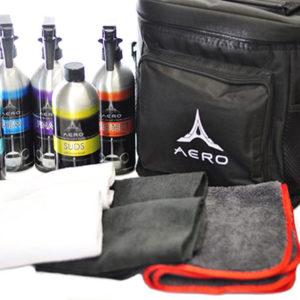 Aero car detailing pack