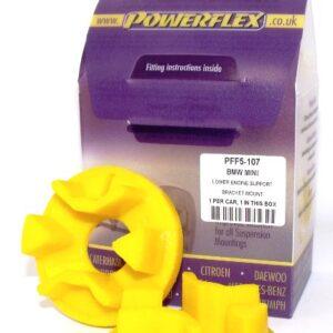 Mini Cooper Powerflex lower engine support bush insert r50,r52,r53