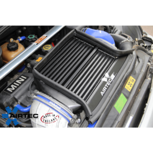 Airtec intercooler fitted