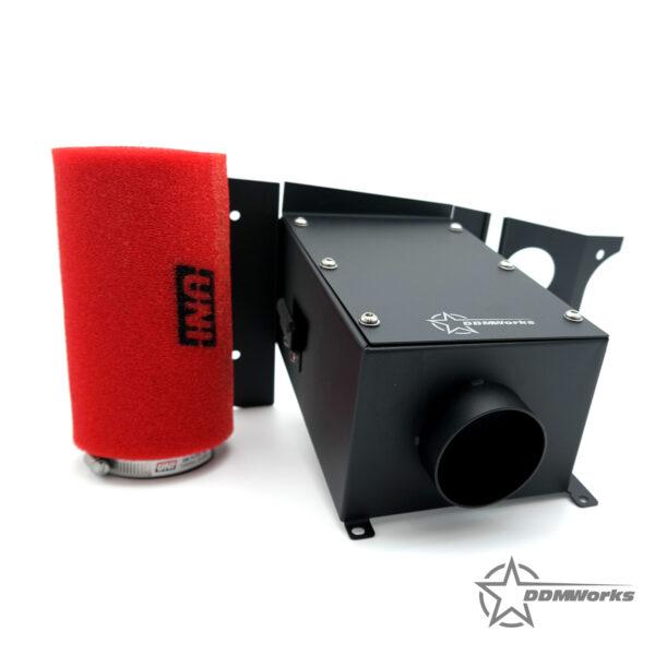 Mini cooper s r53 DDMworks-cold air intake black r53 mini cooper s