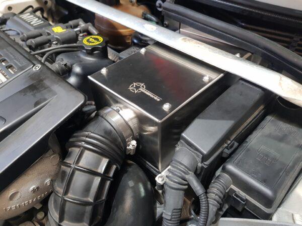 ddmworks intake installed on car